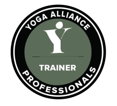 Yoga Alliance Professionals, Trainer Logo