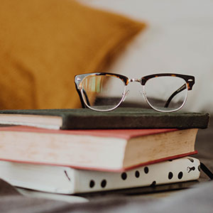 Useful Books, Yoga Mats and Products