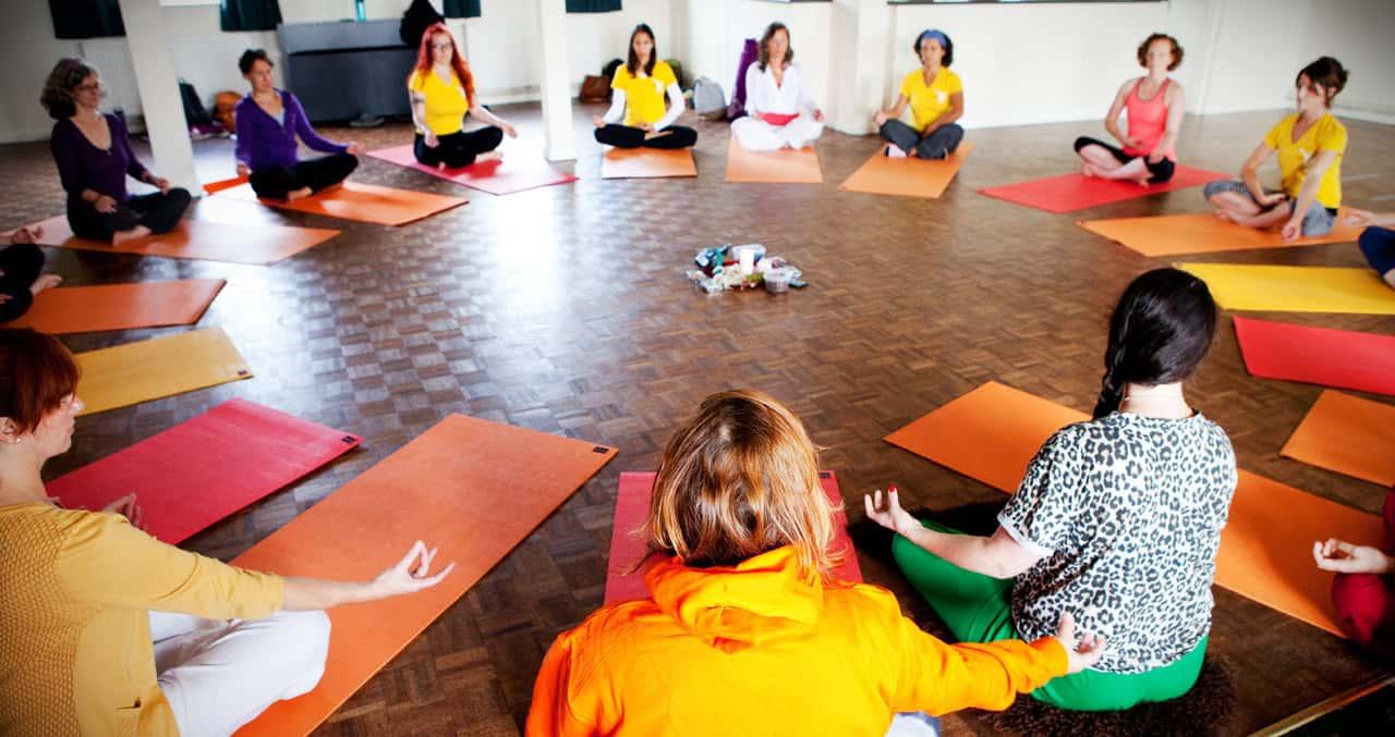 Teach Yoga to Teens