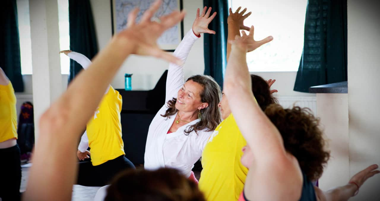 Attend a TeenYoga Event